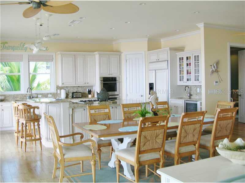 Other - Dining and Kitchen. - Single Family Home for sale at 131 S Gulf Blvd, Placida, FL 33946 - MLS Number is D5794327