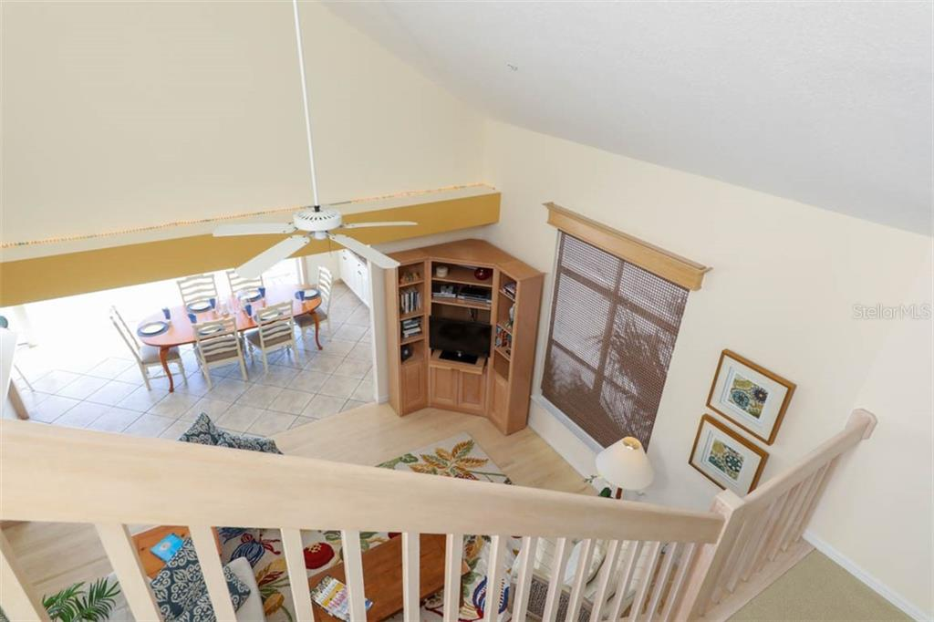 Stairs to master suite - Single Family Home for sale at 16740 Grande Quay Dr, Boca Grande, FL 33921 - MLS Number is D5920860