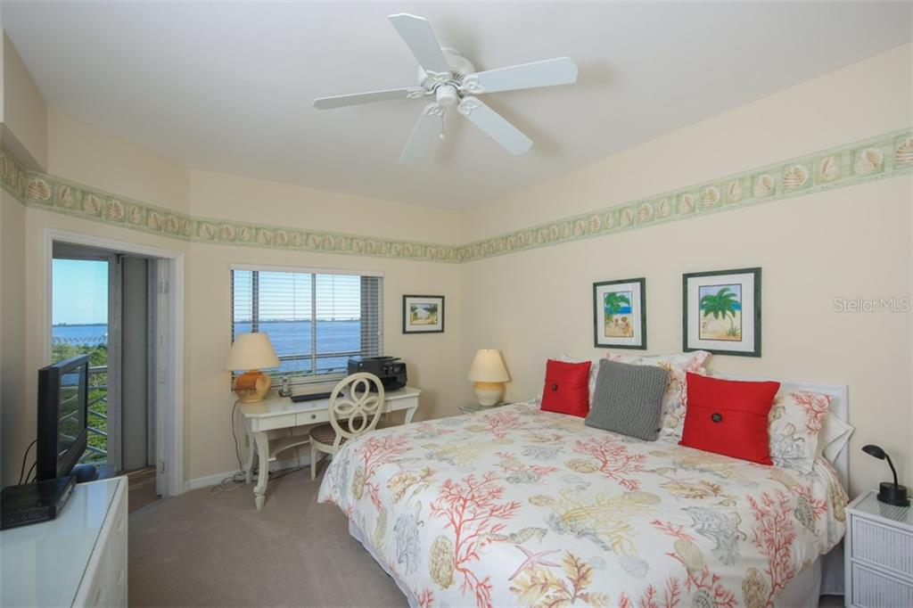 Master Bedroom overlooking Intracoastal - Condo for sale at 11000 Placida Rd #309, Placida, FL 33946 - MLS Number is D5921681