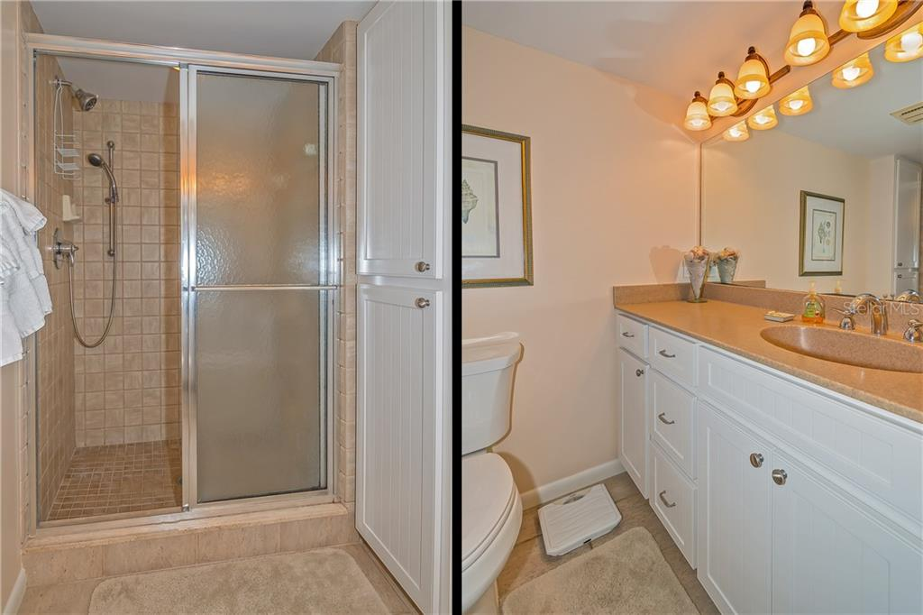 MASTER BATHROOM - Condo for sale at 5700 Gulf Shores Dr #a-317, Boca Grande, FL 33921 - MLS Number is D5922412