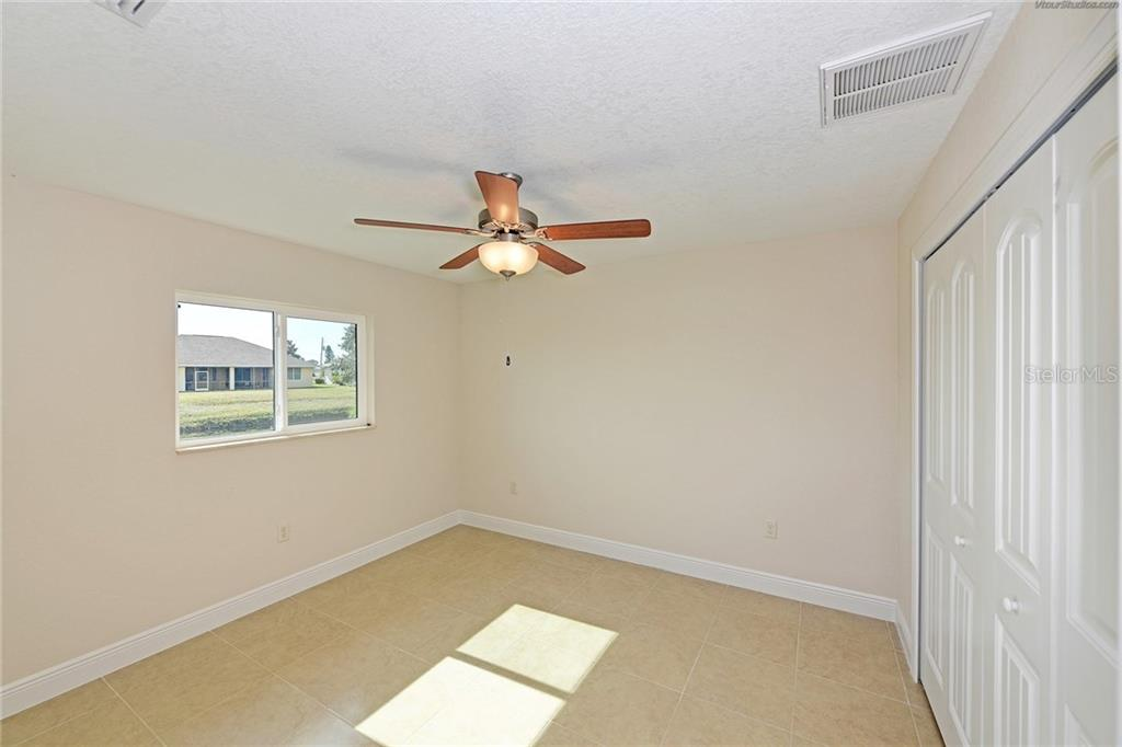 2nd bedroom in model - Single Family Home for sale at 248 Broadmoor Ln, Rotonda West, FL 33947 - MLS Number is D5923019