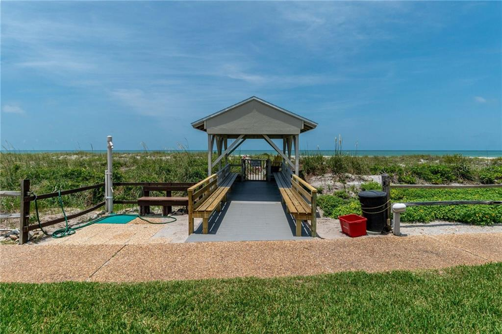 Beach Access - Condo for sale at 500 Park Blvd S #57, Venice, FL 34285 - MLS Number is D6100773