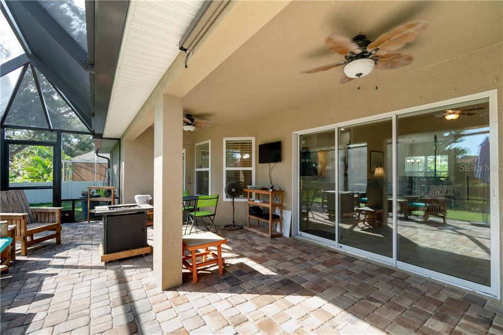 Gorgeous backyard space to unwind from the day. - Single Family Home for sale at 71 Mariner Ln, Rotonda West, FL 33947 - MLS Number is D6101950