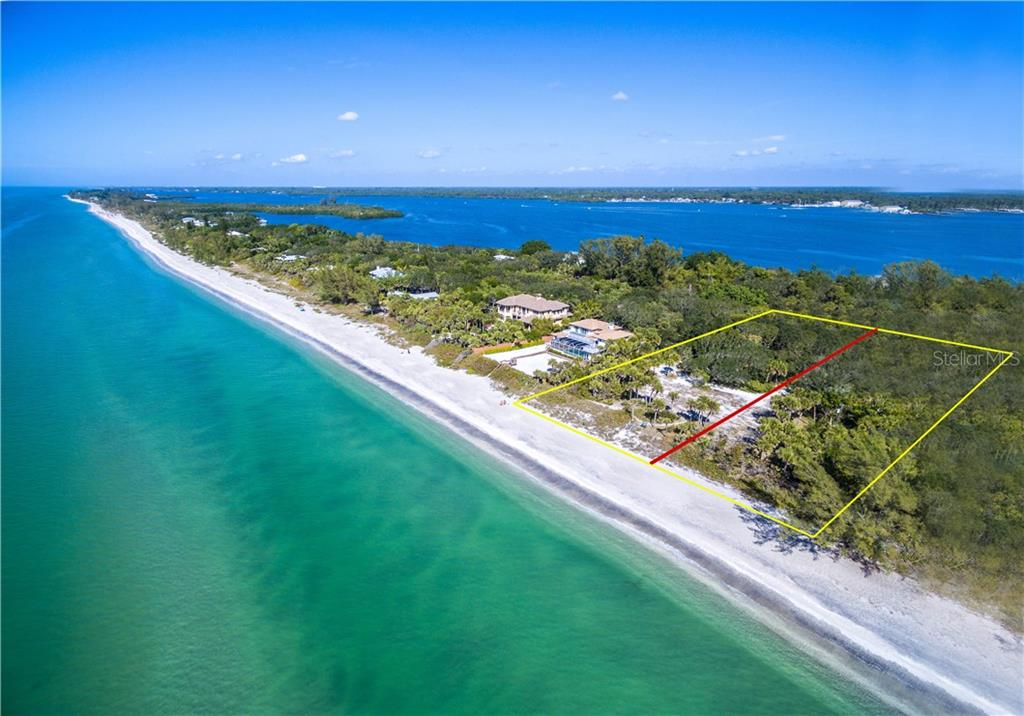 Perfect place to build your home! - Vacant Land for sale at 6360 Manasota Key Rd #b, Englewood, FL 34223 - MLS Number is D6103470