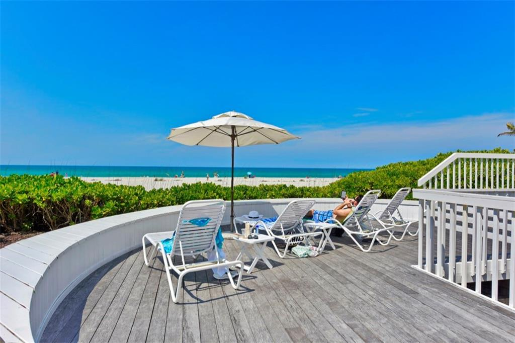 Beach Club Deck - Single Family Home for sale at 303 Pilot Point Ln, Boca Grande, FL 33921 - MLS Number is D6104303