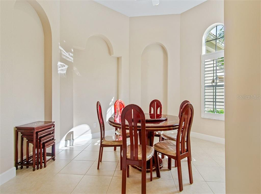 Extra Large Master Bedroom with Trey Ceiling, recessed Lights and Plantation Shutters. - Single Family Home for sale at 2684 Sable Palm Way, Port Charlotte, FL 33953 - MLS Number is D6104434
