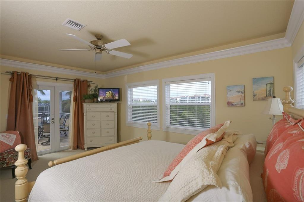 Second Master Suite - Single Family Home for sale at 290 Kettle Harbor Dr, Placida, FL 33946 - MLS Number is D6104705