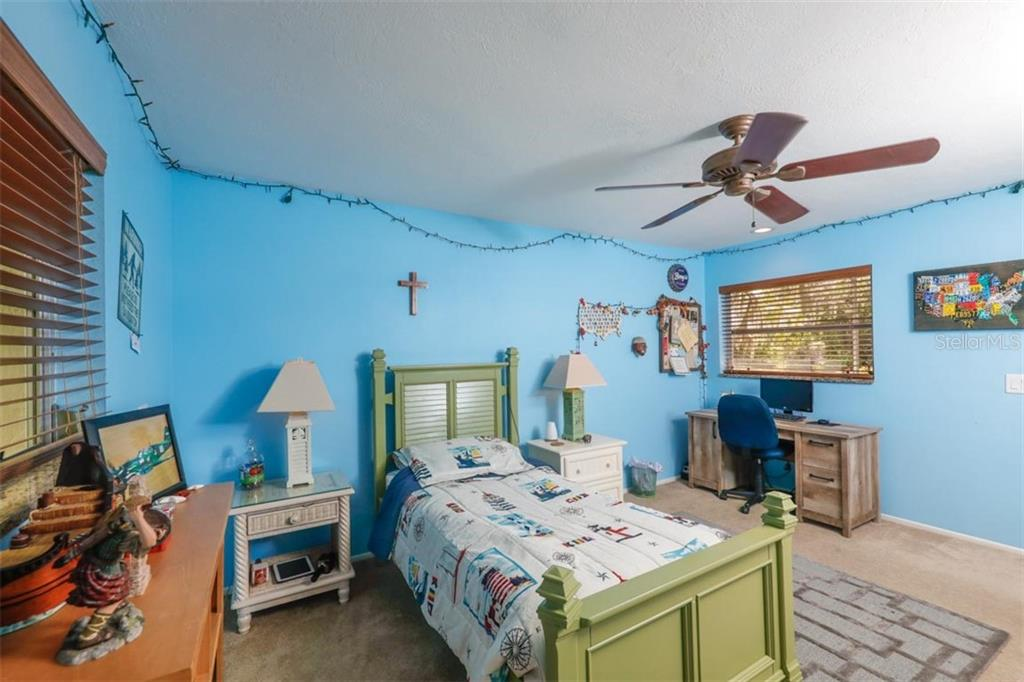 2nd Bedroom/Main House - Single Family Home for sale at 140 S Oxford Dr, Englewood, FL 34223 - MLS Number is D6108024