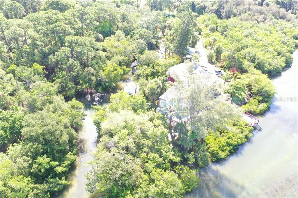 mouth of canal - Vacant Land for sale at 9427 Downing St, Englewood, FL 34224 - MLS Number is D6112667