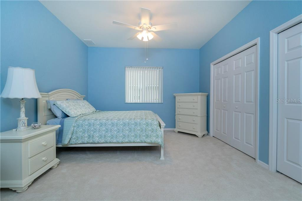 Another view of bedroom #3 - Single Family Home for sale at 439 Boundary Blvd, Rotonda West, FL 33947 - MLS Number is D6114162