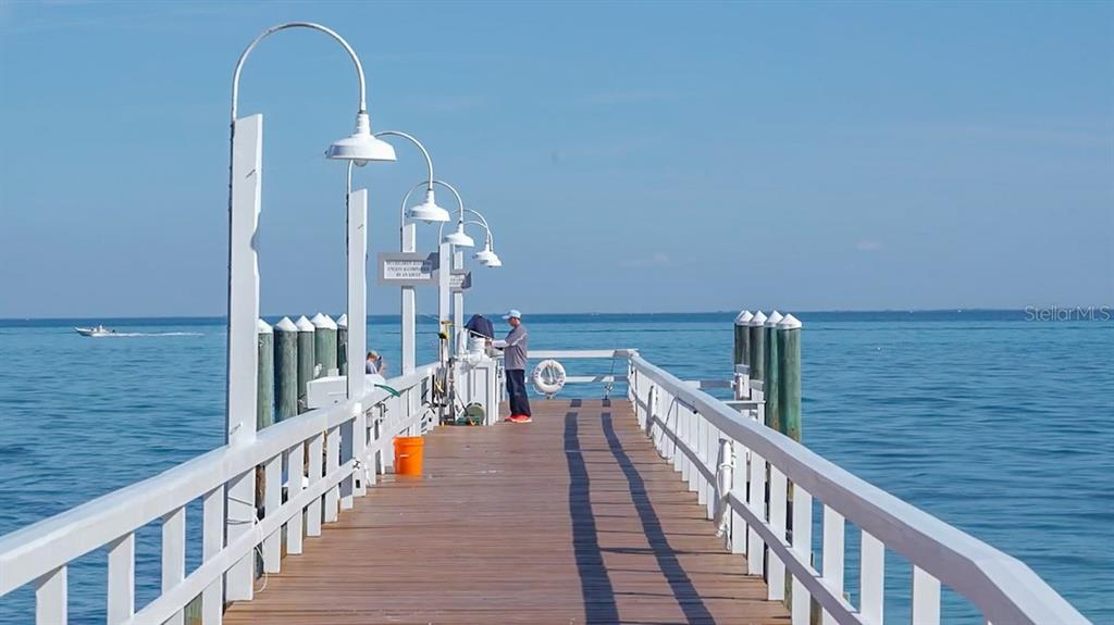 Community fishing pier - Single Family Home for sale at 561 Buttonwood Bay Dr, Boca Grande, FL 33921 - MLS Number is D6114322