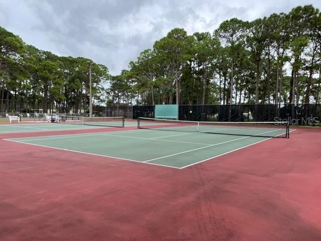 Tennis - Manufactured Home for sale at 6384 Kilepa Ct, North Port, FL 34287 - MLS Number is D6114877