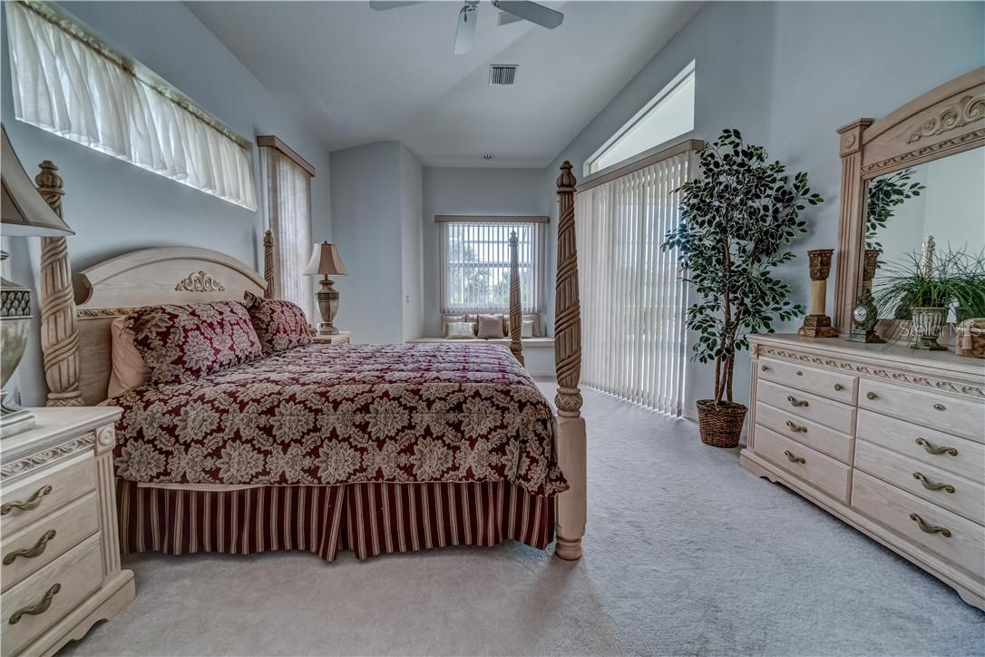 After a long day of Golf, Beach, or what ever you may choose this Master suite will envelope with it's soothing layout. - Single Family Home for sale at 12307 S Access Rd, Port Charlotte, FL 33981 - MLS Number is D6117140