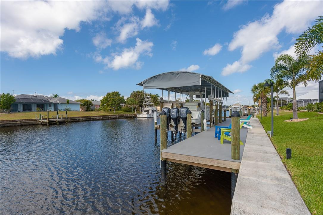 Wide canal access - Single Family Home for sale at 145 Leland St Se, Port Charlotte, FL 33952 - MLS Number is D6117438