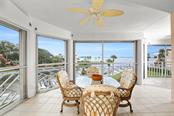 Lanai with expansive views of Intracoastal & Marina - Condo for sale at 11000 Placida Rd #2103, Placida, FL 33946 - MLS Number is D6102674