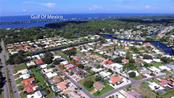 Reference Lemon Bay location and Gulf Beaches, home in locator in red - Single Family Home for sale at 7 Old Trail Rd, Englewood, FL 34223 - MLS Number is D6102912