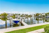 Boat dock with slip - Single Family Home for sale at 300 Lee Ave, Boca Grande, FL 33921 - MLS Number is D6106440