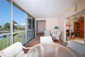 Spacious lanai off Living Room & Master Bedroom - Condo for sale at 11000 Placida Rd #2501, Placida, FL 33946 - MLS Number is D6112229