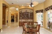 Second Dining Area - Single Family Home for sale at 9300 Hialeah Ter, Port Charlotte, FL 33981 - MLS Number is D6113597
