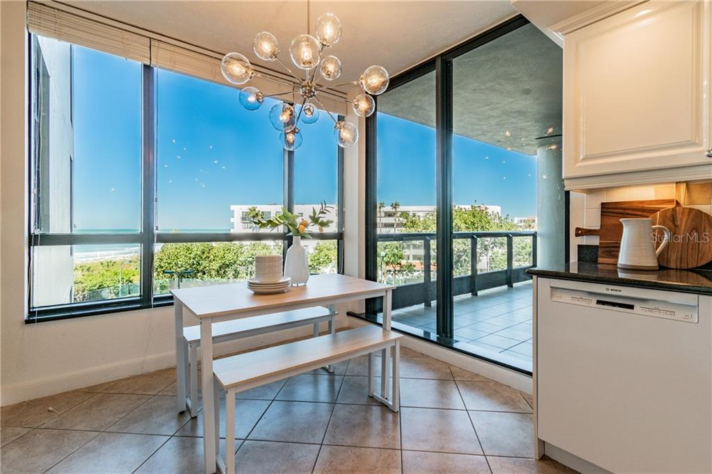 KITCHEN - Condo for sale at 1281 Gulf Of Mexico Dr #304, Longboat Key, FL 34228 - MLS Number is T3121789
