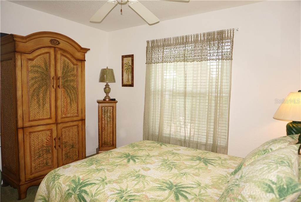 Second Bedroom - Single Family Home for sale at 112 Big Pine Ln, Punta Gorda, FL 33955 - MLS Number is C7228044