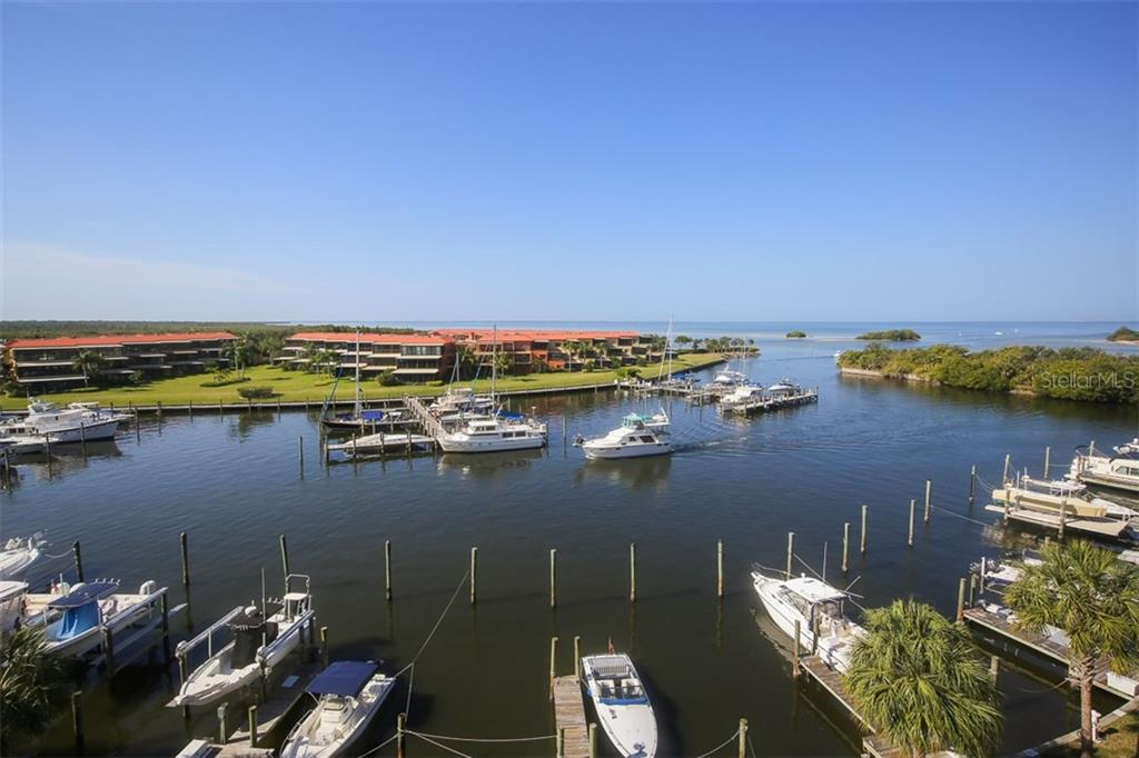 Simply amazing view from the master bedroom window. - Condo for sale at 3313 Sunset Key Cir #402, Punta Gorda, FL 33955 - MLS Number is C7236886