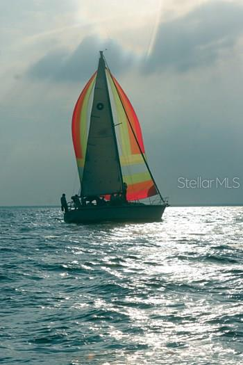 Sailing on Charlotte Harbor is a local pass time - Vacant Land for sale at 25478 Estrada Cir, Punta Gorda, FL 33955 - MLS Number is C7242940
