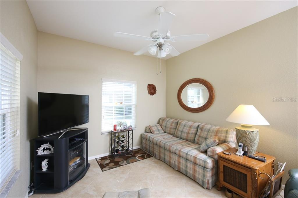 This space could serve as an office/den or even a formal dining room - Villa for sale at 1268 Green Oak Trl, Port Charlotte, FL 33948 - MLS Number is C7243755
