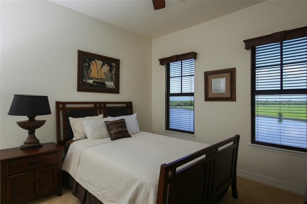 Even the guest bedroom has amazing views! - Condo for sale at 95 Vivante Blvd #303, Punta Gorda, FL 33950 - MLS Number is C7402746