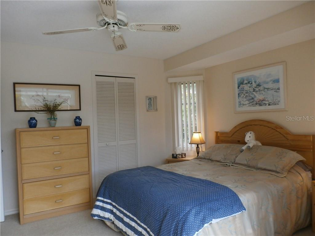 Guest bedroom - Single Family Home for sale at 416 Bahia Grande Ave, Punta Gorda, FL 33983 - MLS Number is C7408301