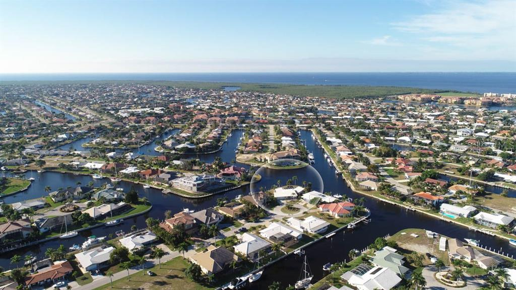 Exceptional location- Looking south & west- sail away to the Gulf of Mexico & beyond. - Single Family Home for sale at 2291 Bayview Rd, Punta Gorda, FL 33950 - MLS Number is C7409445