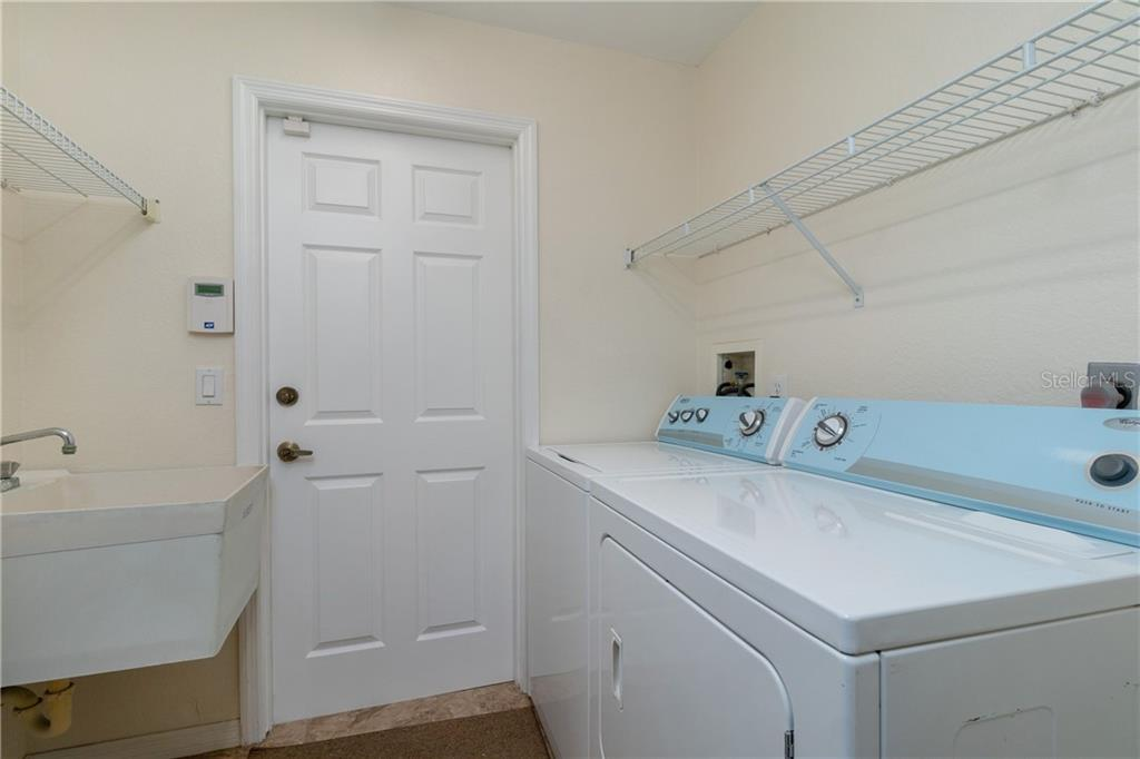 Inside laundry - Single Family Home for sale at 572 Toulouse Dr, Punta Gorda, FL 33950 - MLS Number is C7411184