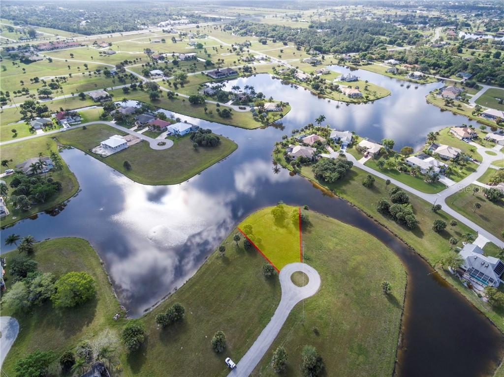 Dream on, & make an offer today on this super lot. - Vacant Land for sale at 16308 Cayman Ln, Punta Gorda, FL 33955 - MLS Number is C7413152