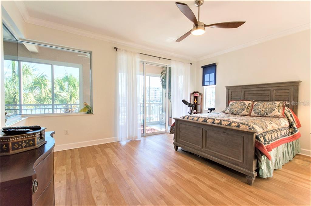 Master bath with garden tub and walk in shower. Bright and peaceful. - Condo for sale at 3461 Sunset Key Cir #102, Punta Gorda, FL 33955 - MLS Number is C7413196