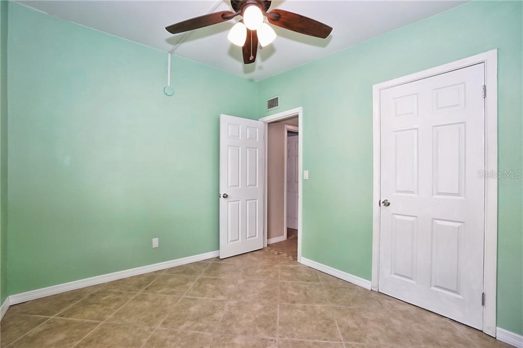 Bedroom 3 - Single Family Home for sale at 3513 Areca St, Punta Gorda, FL 33950 - MLS Number is C7414620