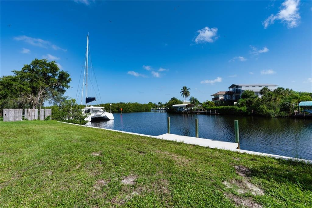 Dock your boat and be out to the Gulf of Mexico in less than 25 minutes - Vacant Land for sale at 24166 Henry Morgan Blvd, Punta Gorda, FL 33955 - MLS Number is C7417999
