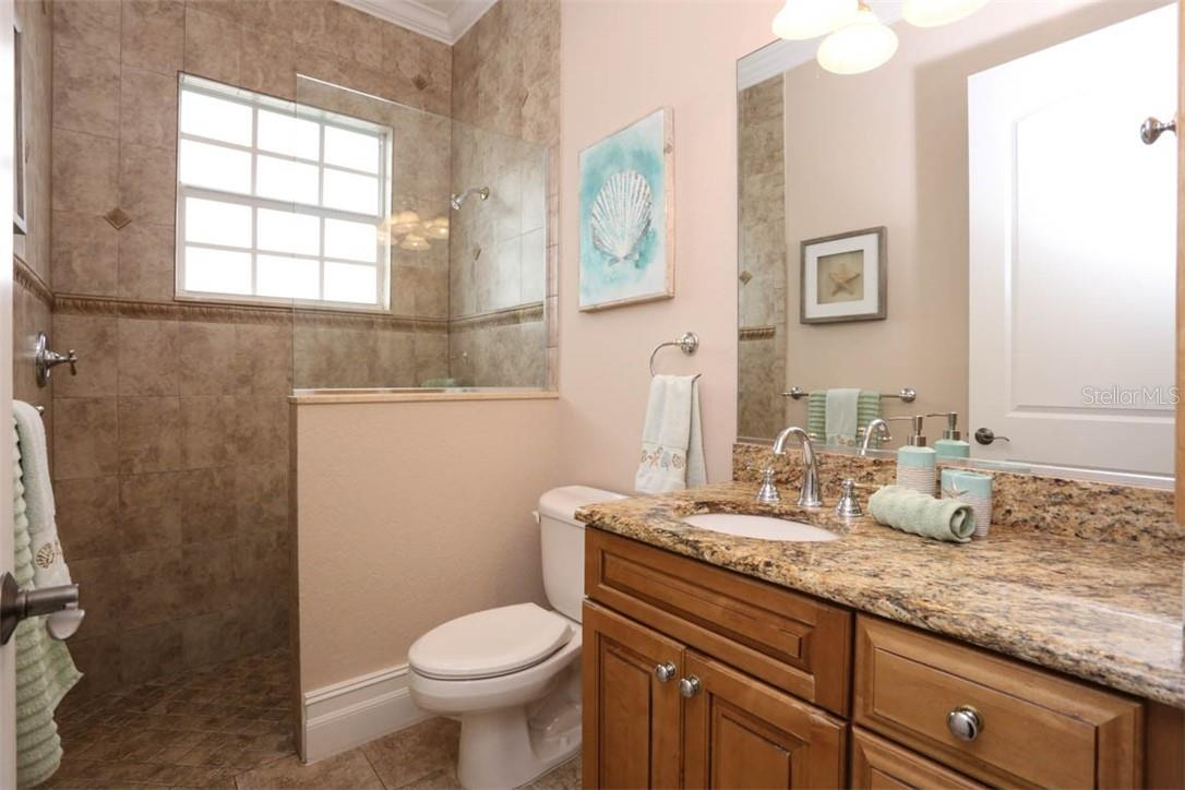 2ND MASTER SUITE BATH - Single Family Home for sale at 3700 Como St, Port Charlotte, FL 33948 - MLS Number is C7425275