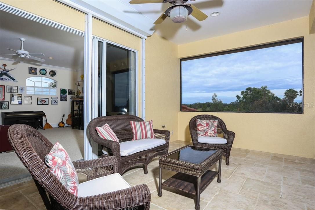 BALCONY - Single Family Home for sale at 3700 Como St, Port Charlotte, FL 33948 - MLS Number is C7425275