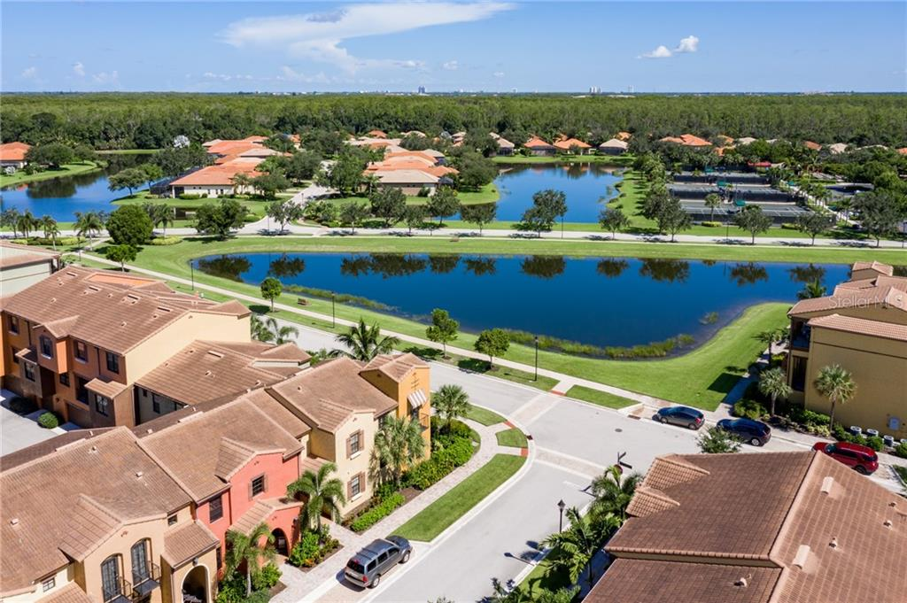 FACING YOUR LAKE!!!! UNOBSTRUCTED TOO!!!! - Condo for sale at 11737 Adoncia Way #3805, Fort Myers, FL 33912 - MLS Number is C7430173