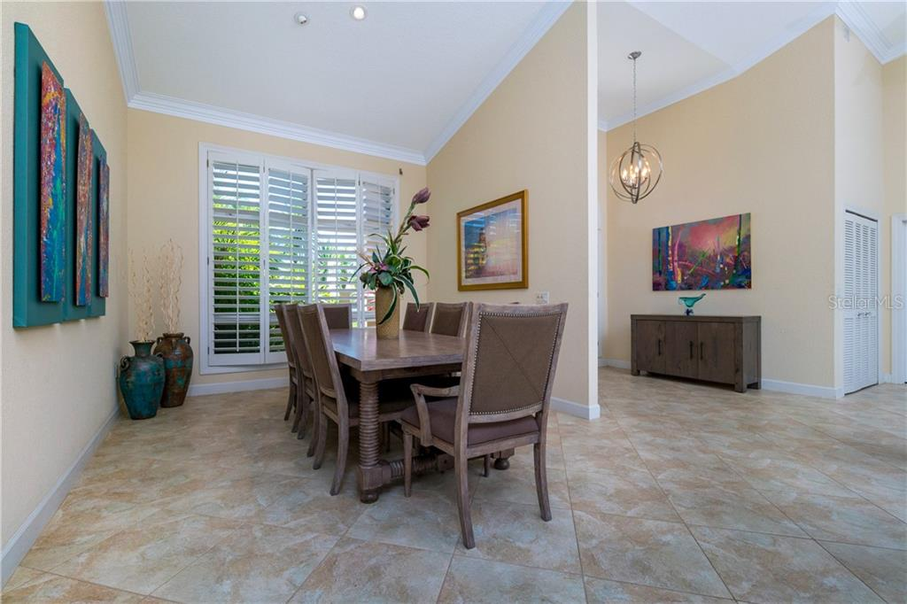 DINING ROOM - Single Family Home for sale at 3537 Caya Largo Ct, Punta Gorda, FL 33950 - MLS Number is C7431664