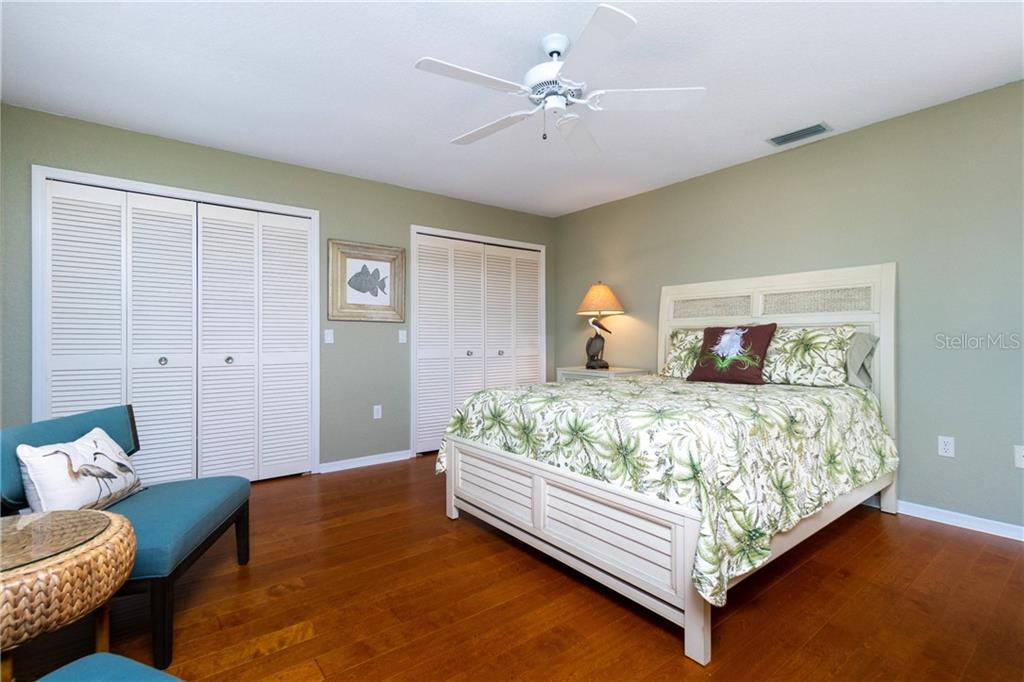 BEDROOM #3 WITH DOUBLE CLOSETS - Single Family Home for sale at 3537 Caya Largo Ct, Punta Gorda, FL 33950 - MLS Number is C7431664