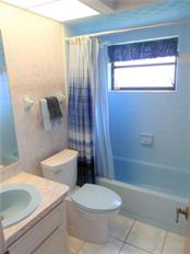 Guest Bathroom - Single Family Home for sale at 24126 Santa Inez Rd, Punta Gorda, FL 33955 - MLS Number is C7416081