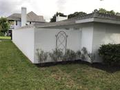 Out side Courtyard/Pergola - Single Family Home for sale at 1302 Pinebrook Way, Venice, FL 34285 - MLS Number is C7435367