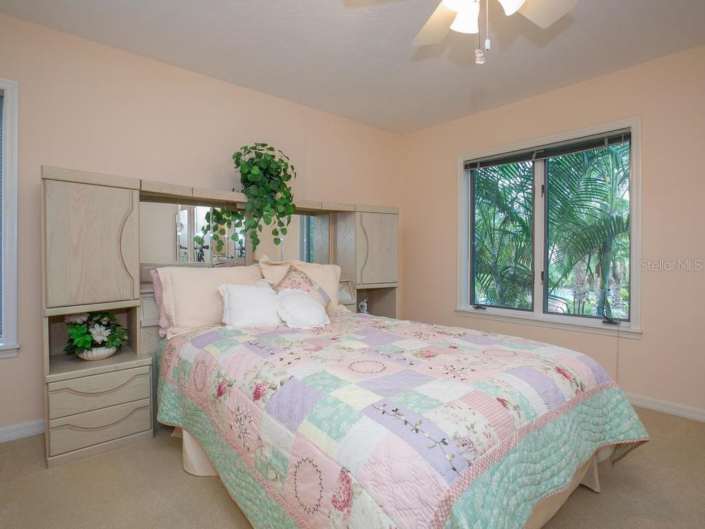 2nd bedroom - Single Family Home for sale at 1272 Riegels Landing Dr, Sarasota, FL 34242 - MLS Number is A4160033