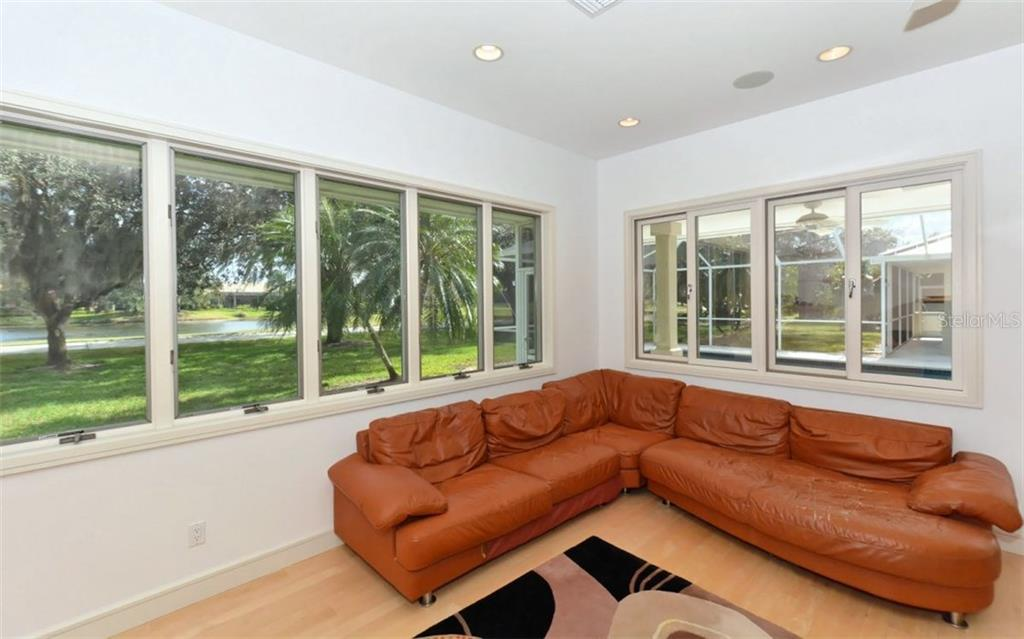 Family Room - Single Family Home for sale at 3111 Dick Wilson Dr, Sarasota, FL 34240 - MLS Number is A4176685