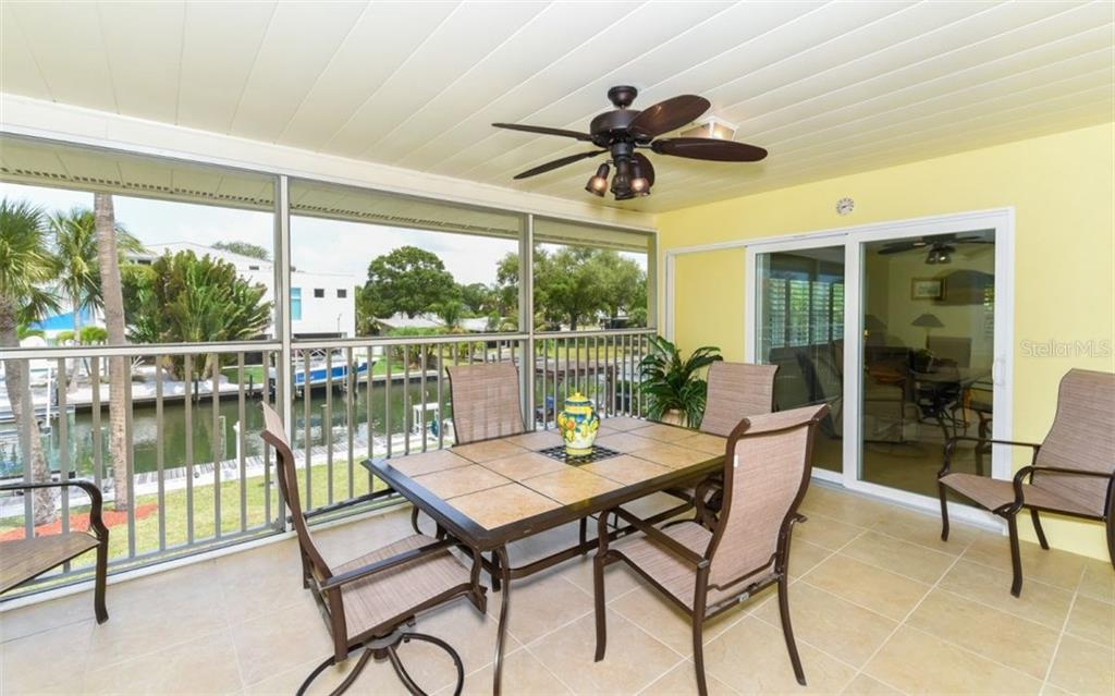Screened Lanai area!! - Single Family Home for sale at 1627 Shelburne Ln, Sarasota, FL 34231 - MLS Number is A4184556