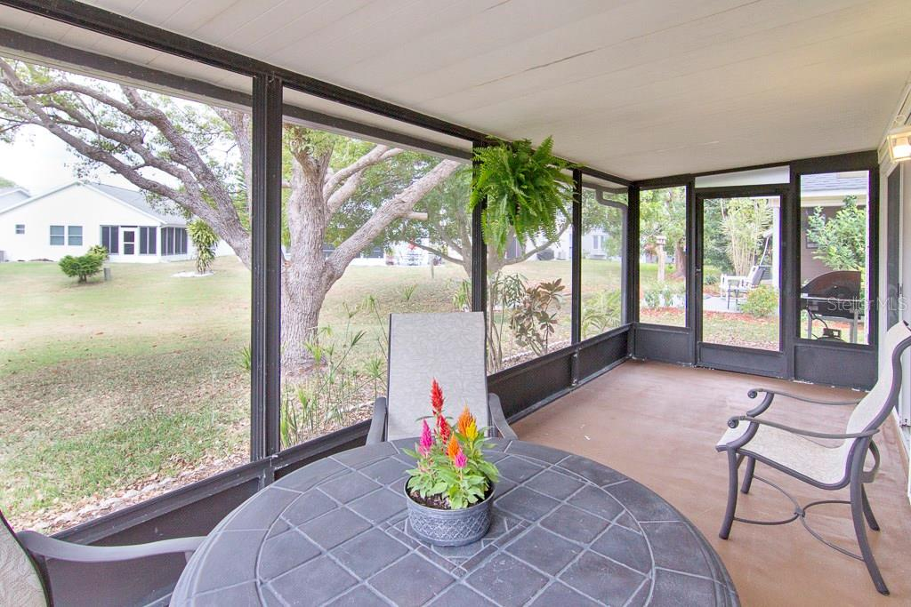 Screened in Lanai - Single Family Home for sale at 3948 37th Street Ct W, Bradenton, FL 34205 - MLS Number is A4184874