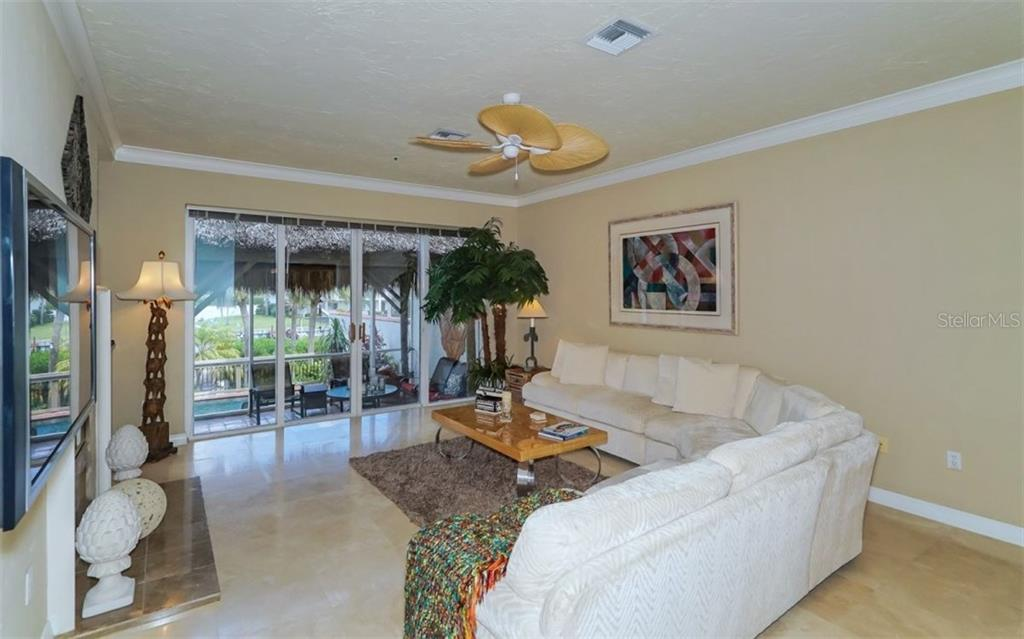 Kitchen - Single Family Home for sale at 3380 Gulf Of Mexico Dr, Longboat Key, FL 34228 - MLS Number is A4185604