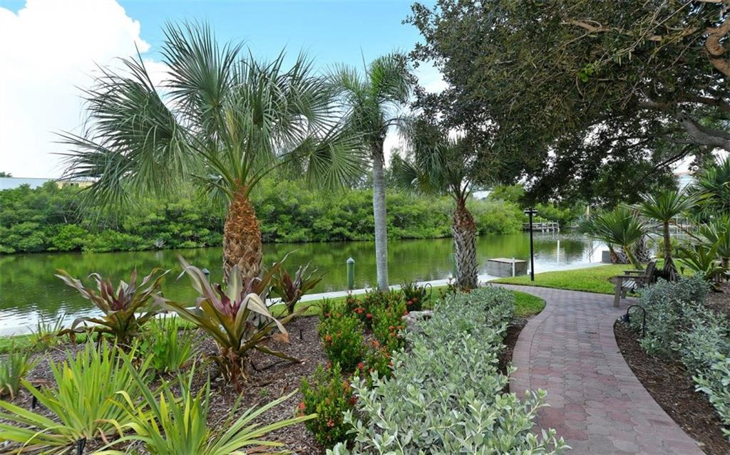 Community walkways - Condo for sale at 9397 Midnight Pass Rd #403, Sarasota, FL 34242 - MLS Number is A4185842