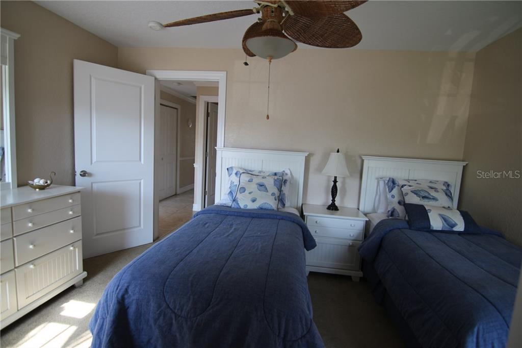 Guest Bedroom - Single Family Home for sale at 5112 Calle Minorga #5112, Sarasota, FL 34242 - MLS Number is A4186641